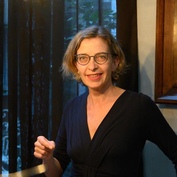 Laura Davì, direttrice artistica INSIGHT Foto Festival