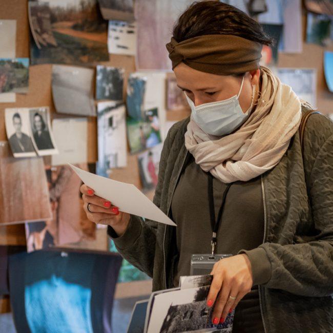 Anita Membrini, volontaria INSIGHT